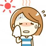 猛暑や真夏日、熱帯夜の定義の違い!温度が何度から変わるの?