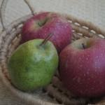 りんごと梨の違い!栄養や効能、カロリーを比較、アレルギーの心配は?