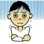 寒気と悪寒の違い!発熱や関節痛、熱はない場合に考えられる病気は?
