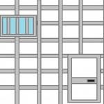 禁固と懲役、拘置や労役との違いは?罪が重いのは?